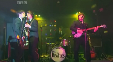 Like The Beatles Live on the BBC